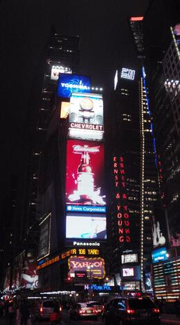 Photo of null New York in One Day Sightseeing Tour Lights by night