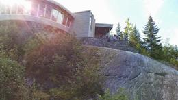 Mendenhall Glacier Visitor Center , Robert C - September 2014