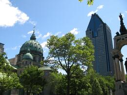 Photo of   Montreal - Cathedrale Marie-Reine-du-Monde