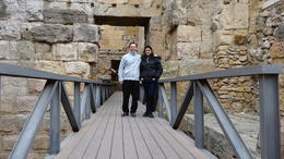 Photo of Barcelona Tarragona and Sitges Small Group Day Trip from Barcelona Museu arqueologico