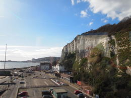 Cliffs of Dover, Rachel - March 2014