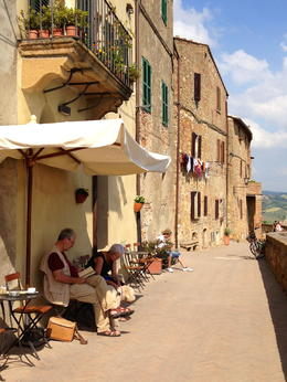 Photo of Rome Tuscany in One Day Sightseeing Tour from Rome Pienza