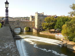 Photo of London Salisbury, Lacock and Bath Day Trip from London River Avon
