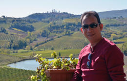 What a beautiful day to explore San Gimigniano. As what Antoniella, our guide was saying, we were all kissed by the Tuscan sun. , Ray R - November 2014