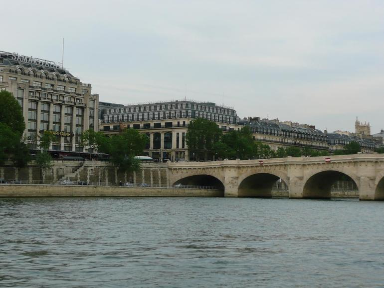 Seine River - Paris
