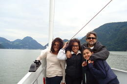 The amazing journey in the lake , back to Lucerne . , May - October 2012