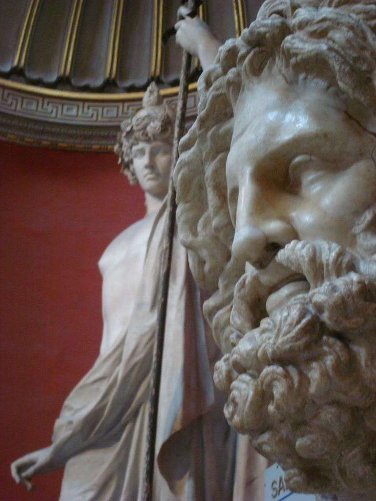 Theatre of Pompey, Vatican Museums - Rome