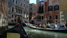 Gondola ride, Graham Walker - September 2011