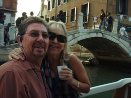 Photo of Venice Venice Gondola Ride and Serenade with Dinner Venice