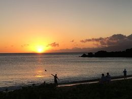 This is definitely the Sunset Luau! , Carol P - May 2016