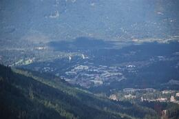 Photo of Vancouver Vancouver to Whistler by Train Rail Tour Whistler Village from Peak to Peak Gondola ride.