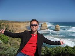 Another view of 12 Apostles, Edmond Leung - January 2009
