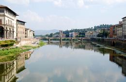 Photo of Florence Florence City Hop-on Hop-off Tour Arno River