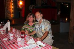 Lots to eat and drink , busboy - October 2014