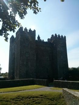 View of Bunratty Castle, kellythepea - July 2014