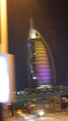 Photo of Dubai Dubai by Night City Tour Burj Al Arab