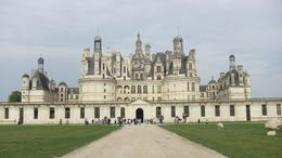 Photo of Paris Skip the Line: Chateaux de Chambord, Chenonceau and Loire Valley Wine-Tasting Day Trip from Paris Chataeux du Chambord