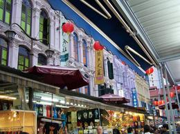 Chinatown's many shops for perusal - February 2013