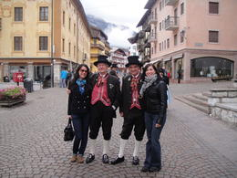 Photo of Venice Dolomite Mountains Small Group Day Trip from Venice Cortina