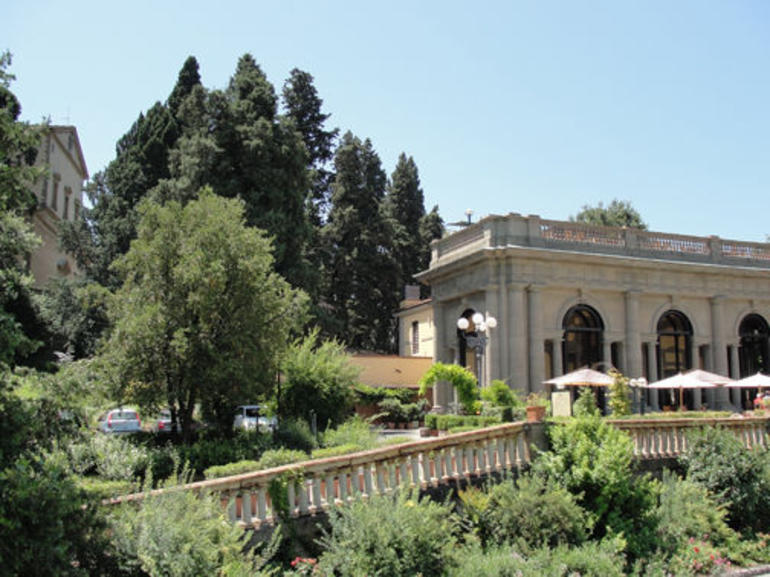 The Gardens - Florence