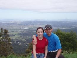 The drive through Mt. Tamborine took us through a little town at the top with magnificent view., Tee Chong L - October 2008