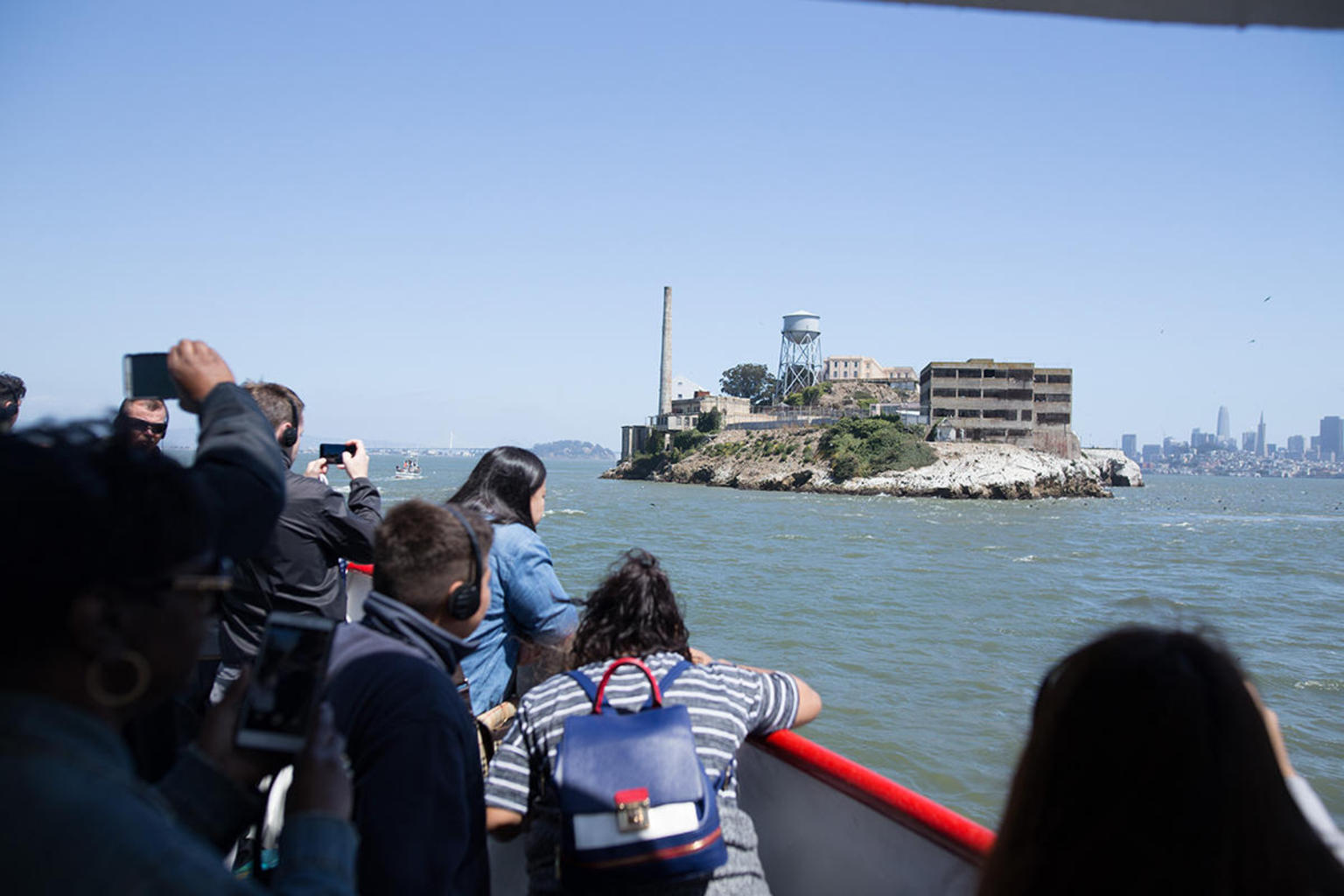 Straight to the Gate Access: Golden Gate Bay Cruise