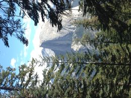 view from Glacier Point Hike , Martha V - September 2015