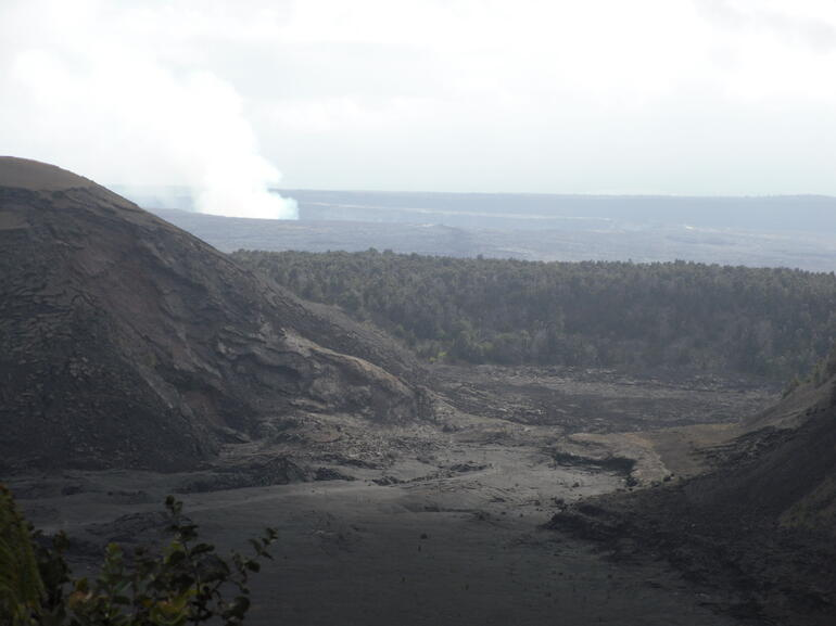 Volcanoes National Park - Oahu