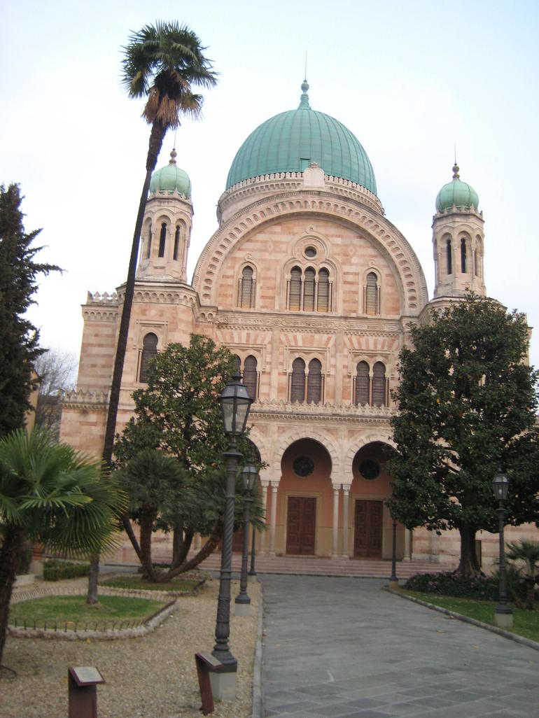 Synagogue in Florence - Florence
