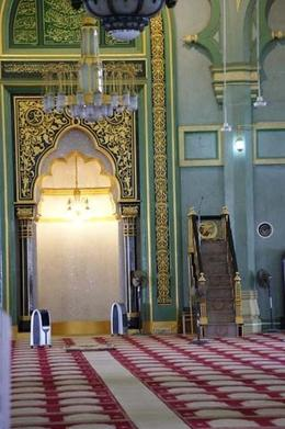 Photo of Singapore Kampong Glam and Sultan Mosque Morning Walking Tour Inside the Masjid Sultan