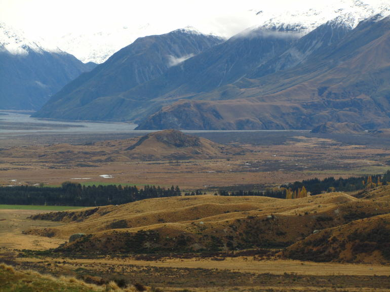 Mt Sunday / Edoras - Queenstown