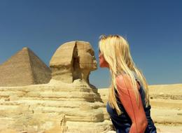 Photo of Cairo Private Tour: Giza Pyramids, Sphinx, Memphis, Sakkara Mwah!