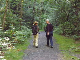 Our young guide explaining the area. He was veery knowlegable. , Dorothy C - September 2011