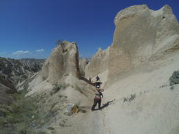 Hiking our way through, Patricia P - July 2014