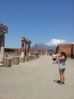 Photo of Rome Pompeii Day Trip from Rome Pompai-Vesuvio