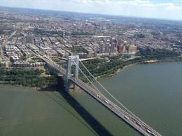 Photo of New York City Private Tour: Manhattan Helicopter Tour Pont George Washington
