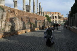Photo of   Rome, The Colisseum