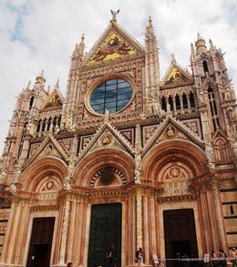 Siena Cathedral , Suzan - June 2012