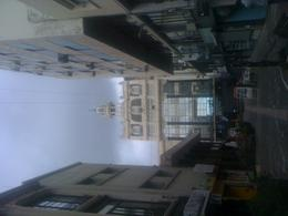 Small street with cafes in downtown Montevideo., Bandit - August 2012