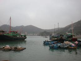 Entering the fishing village of Tai O, Emma R - March 2009