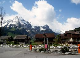 Nice to see the mountains which are usually shrouded in mist in Zurich., Thomas W - June 2010