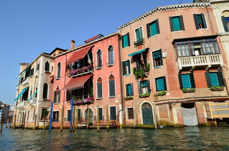 Venice Grand Canal Evening Boat Tour - Venice
