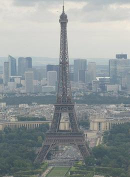 View of Tour de Eiffel , Khadine A - July 2011