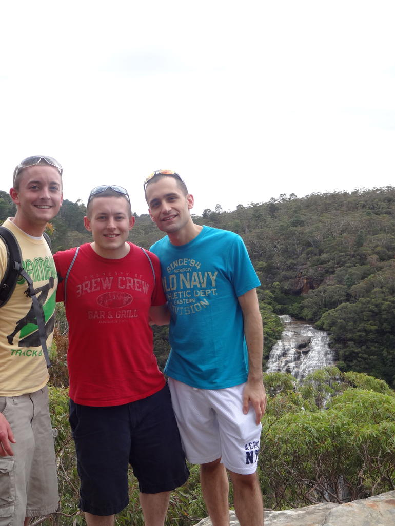 Blue Mountains Waterfall - Sydney