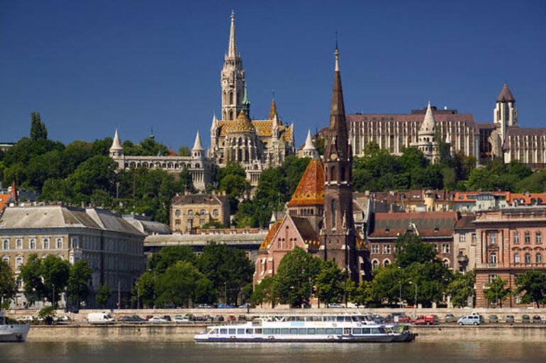 Castle district - Budapest
