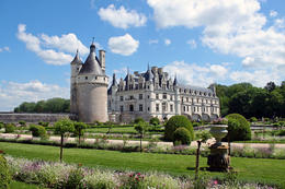 Chenonceau Castle - Loire Valley , JOSH B - May 2012