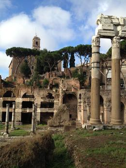Photo of Rome Skip the Line Private Tour: Ancient Rome and Colosseum Art History Walking Tour Fora Romana
