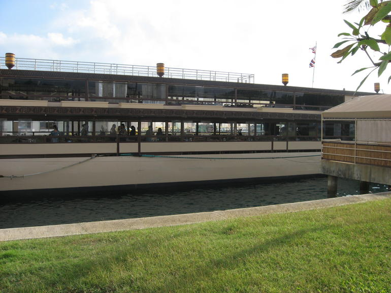 Our Boat - Oahu
