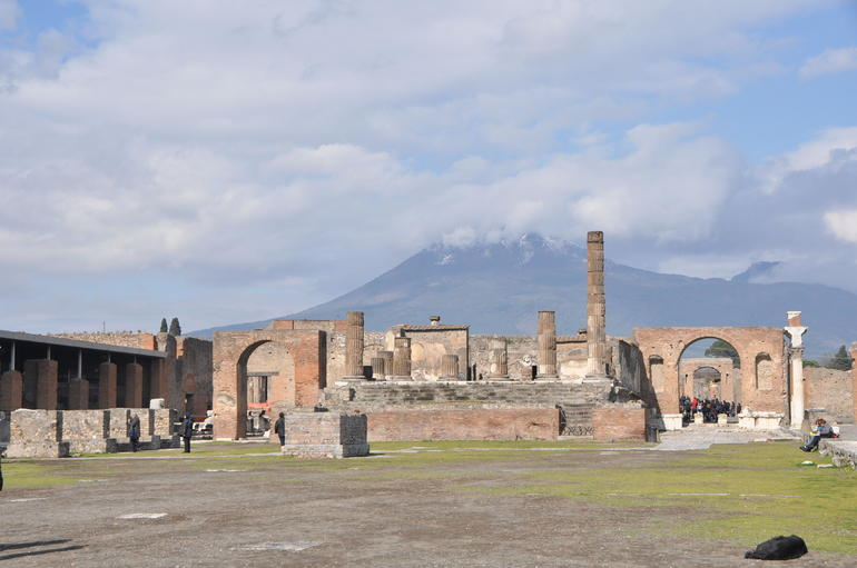 Pompeii Forum - Naples
