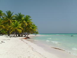 Picture of beach at Saona Island , Ramon G - July 2012